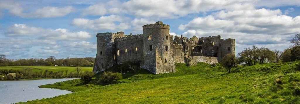 carew castle 2305685 1920