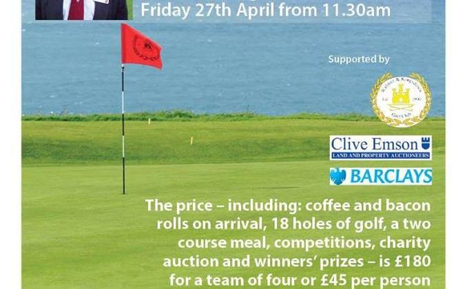 Martha Trust Golf Day